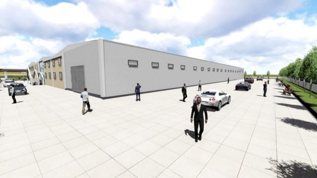 Akçakale'de fabrika için yatırımcı başvuruları başladı