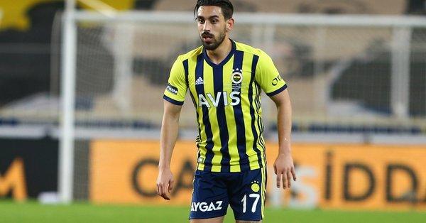 Fenerbahçe-Antalyaspor maçında İrfan Can Kahveci ilk kez sahada! Taraftar...