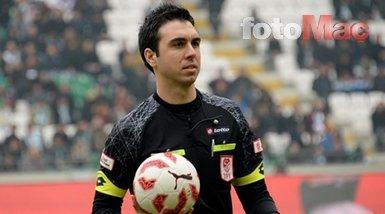 Fenerbahçe - Antalyaspor maçının hakemi Ümit Öztürk hangi takımı duruyor? İşte cevabı