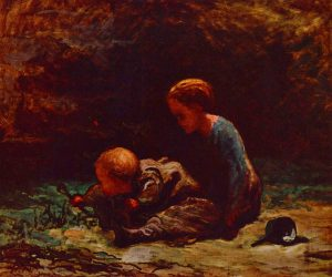 Honore Victorin Daumier Hayatı ve Eserleri