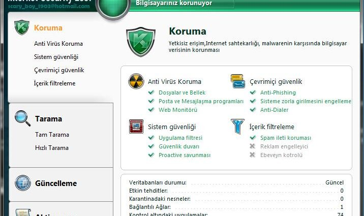 Kaspersky Security 8.0