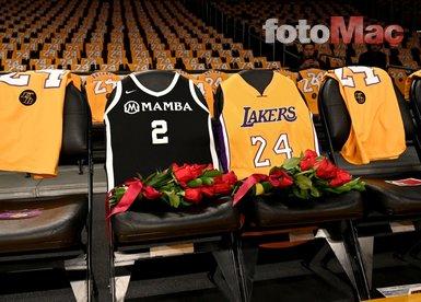 NBA'de tepki çeken olay... Kobe Bryant'ın anısına büyük saygısızlık!