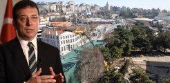Kasımpaşa'daki Divanhane İBB ile Ulaştırma ve Altyapı Bakanlığı'nı karşı karşıya getirdi