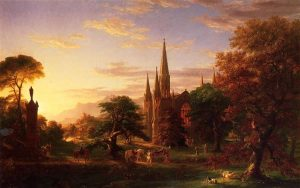 Thomas Cole Hayatı ve Eserleri